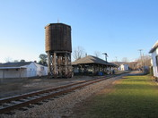Water tank and Depot