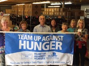 Team Up Against Hunger