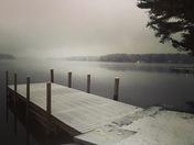 Lake Winnipesaukee Snow❄️😀