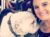 True Maroon Bulldog Smarta$$ Tailgate