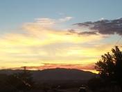 Albuquerque New Mexio Sunset
