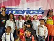 Eye 4 A Tie Kids from Cincinnati bring Autism Awareness to AGT