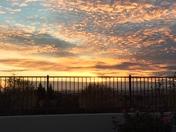 A Golden Sky for a Golden State
