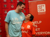 Florida Panthers & Gift of Life Marrow Registry Host Bone Marrow Donor & Transpl