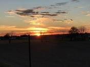 Friday sunset