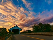 NH Covered Bridge