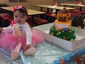 Happy 1st Birthday Mariah