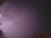 Electric summer skys
