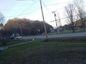 Car got pulled over and Thetford Vermont four-speed in