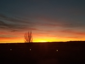 Sunrise in Gallup