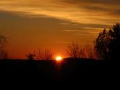 Moultonborough sunset