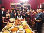 Kieng's Thanksgiving 2017