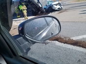 Accident on 65 and 330