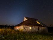 Nightlife on the Farm - Photo by Dave Austin