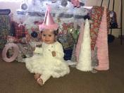 Raelynn's 1st birthday