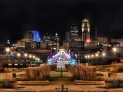 Downtown Des Moines, Iowa