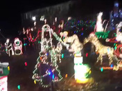 Lights at the Lossmans