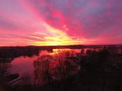 Tichigan Sunset