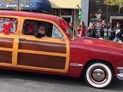 Santa Cruz Christmas Parade 9
