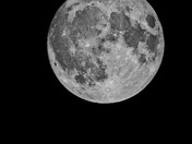 Super Moon from 5 am this morning