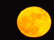 The super moon.