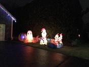 2017 Light Display Dedicated to the Disney Imagineers