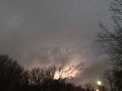 Dec 4, 2017 storm