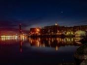 Portsmouth lights