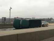 Crash on Casco bay bridge December 5