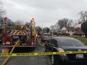House Explosion in Baltimore County