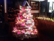 Plaza Pizza Christmas Tree