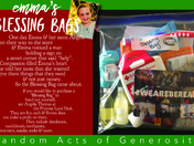 Emma's Blessing Bags