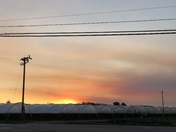 SoCal smoke & sunrise