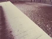 Snow starting in Argo
