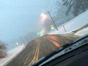 Kraig's First Snow Day