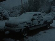 snow in Brookhaven