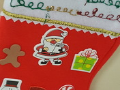Santa left Sojouner Truth Neighborhood Center about 630pm.