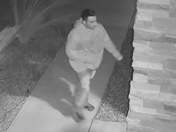 Man stole package