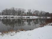 Dec. 09 2017 Snow at Fort Meade