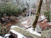 Stone Mountain & Widows Creek Falls to day
