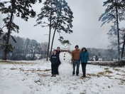 Clinard Country Snowman