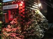 Hanover's Santa Cabin