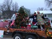 Colebrook's Snowflake Festival Christmas Parade