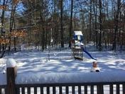 First snowfall Dec 2017