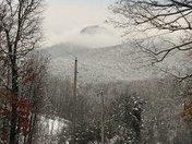 Beautiful Pilot Mountain