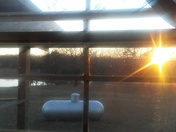 Kitchen Sunrise View