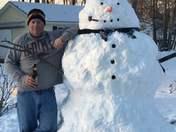 One Fabulous Snowman