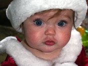 Elena's First Christmas Card
