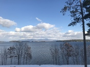Beautiful Lake Winnipesaukee