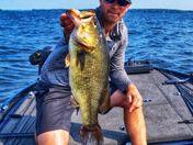 Wow that fishing